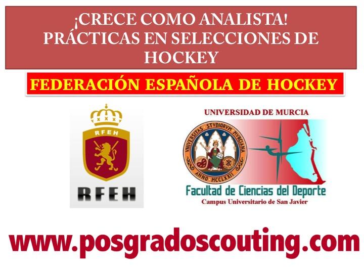 practicas hockey
